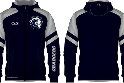 Navy Charger Jacket