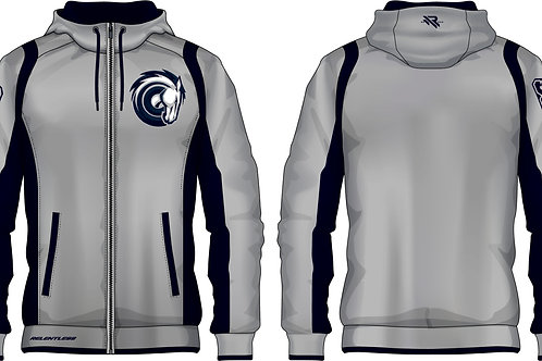 Gray Charger Jacket