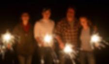 Kastner Fireworks Family Photo