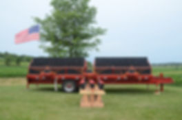 Custom Built Shoot Trailers Kastner Pyrotechnics
