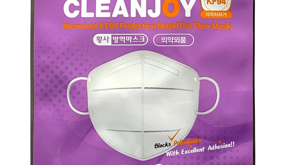 CleanJoy Kids MASK FDA Certified 3D White / 0.5 milion