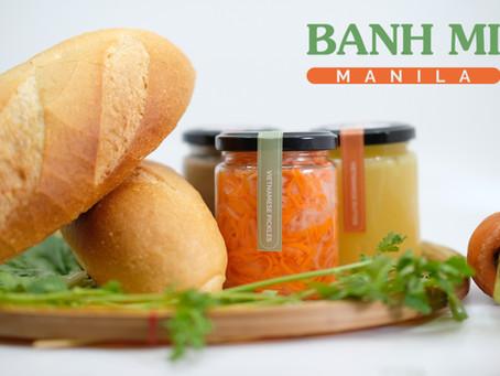 Here at Banh Mi Manila