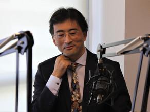 SHINICHI SATO - MINISTRO CONSEJERO DE LA EMBAJADA DEL JAPÓN EN ARGENTINA
