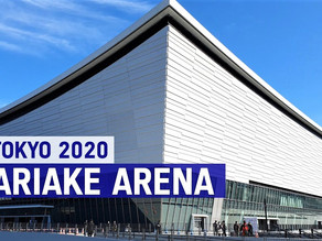 JJOO TOKIO 2020: ARIAKE ARENA
