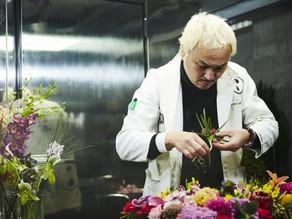 EL ARTE FLORAL DEL ARTISTA JAPONÉS MAKOTO AZUMA