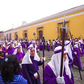 Photo Essay- Semana Santa in Guatemala