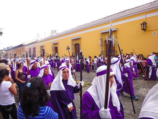 Photo Essay- Semana Santa in Guatemala