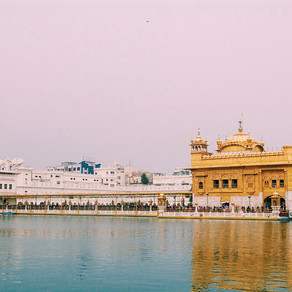 Of calm and peace- the Golden Temple Amritsar