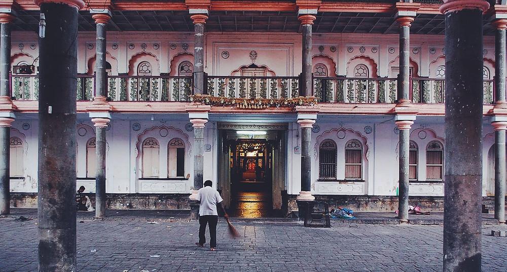 Bhavani Mandap, Kolhapur