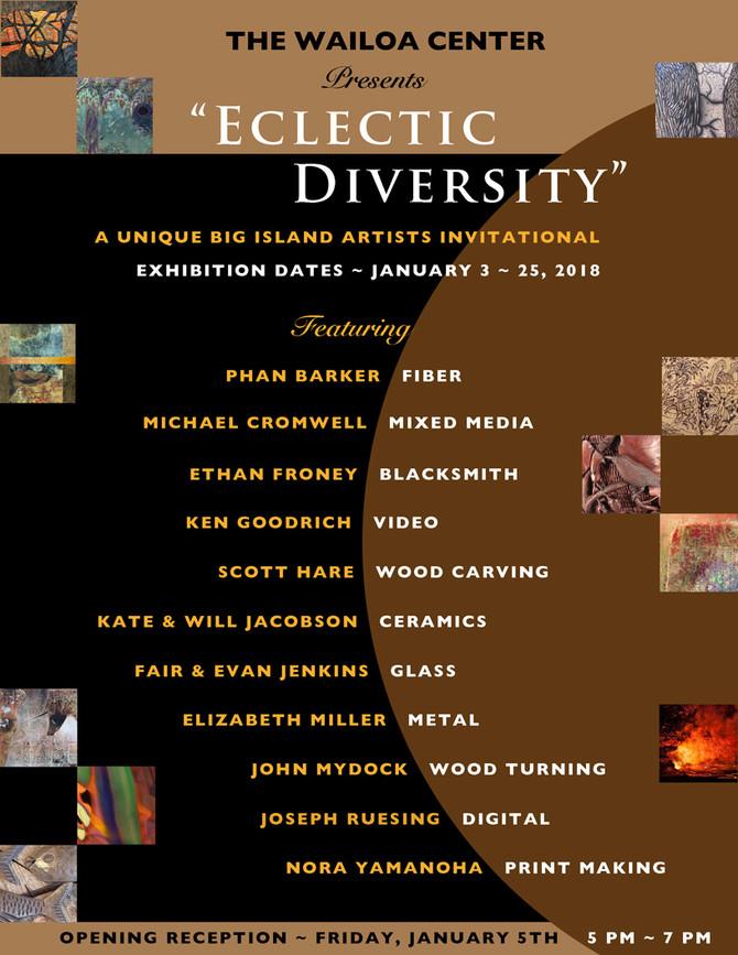 Eclectic Diversity