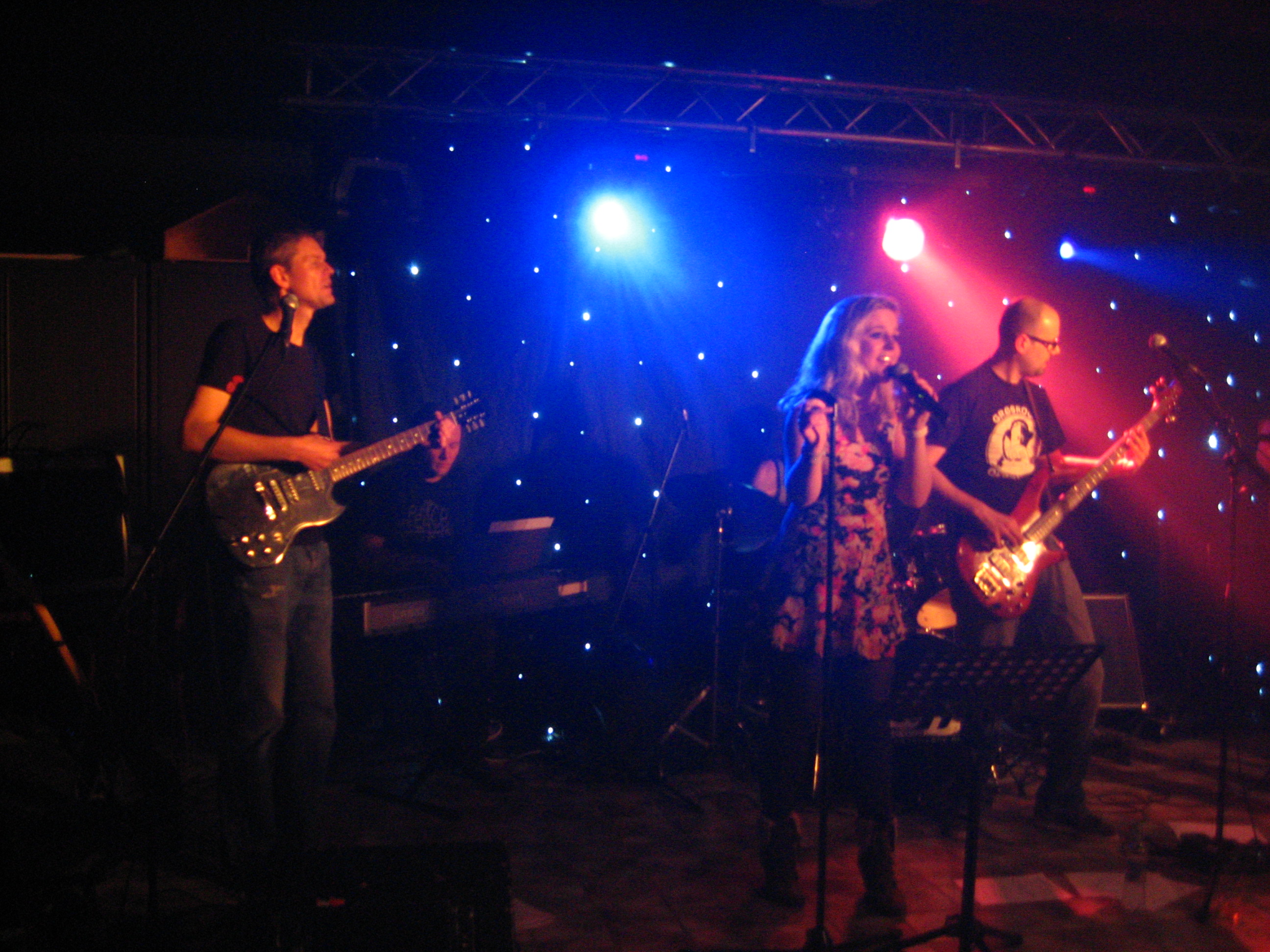 Local Speed Delivery - coverband