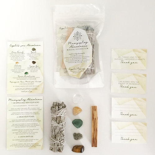 Manifesting Abundance Success Kit
