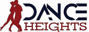 DanceHeights Logo - V10_4_1 (Red on  Red