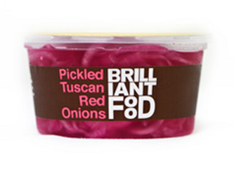 Brilliant Food ~ Pickled Onions