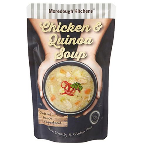 Chicken & Quinoa Soup