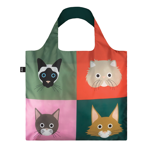 Cat Shopping Bag