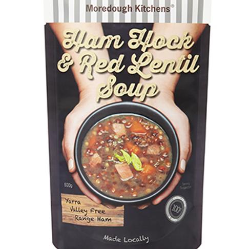 Ham Hock & Red Lentil Soup