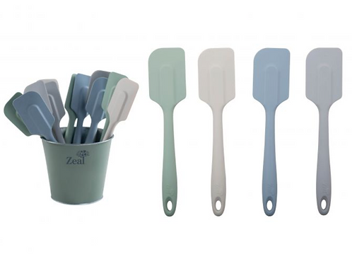 Zeal Silicone Spatula ~ Assorted Colours