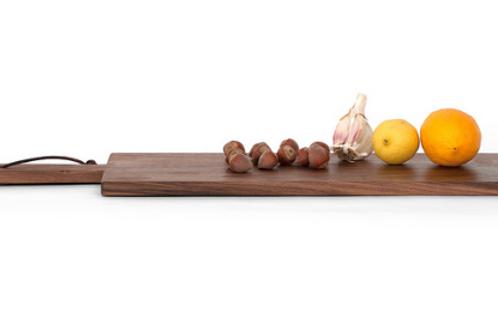 Cheese Paddle No.3 Smoked Oak