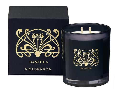 Sanjula XL Soy Way Candle ~ Aishwarya Scent