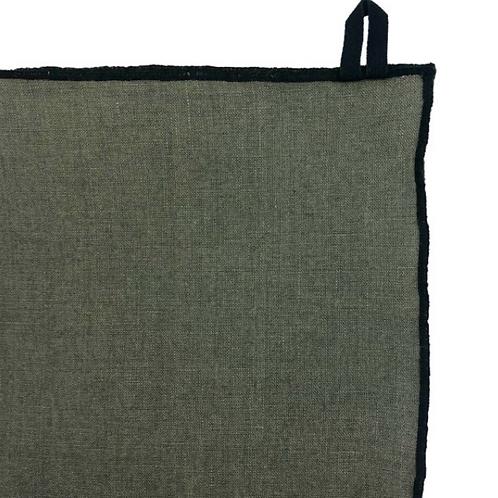 Luri Khaki Tea Towel