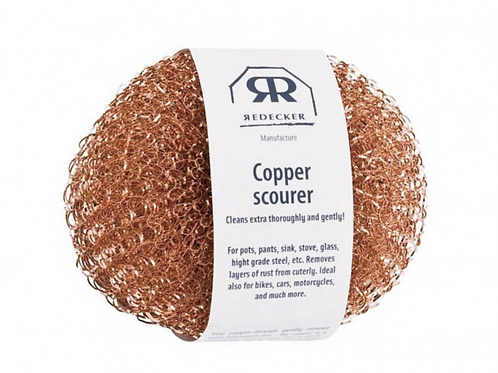 Copper Scourer ~ Set of 2