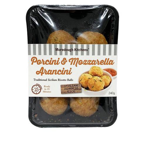 Porcini & Mozzarella Arancini
