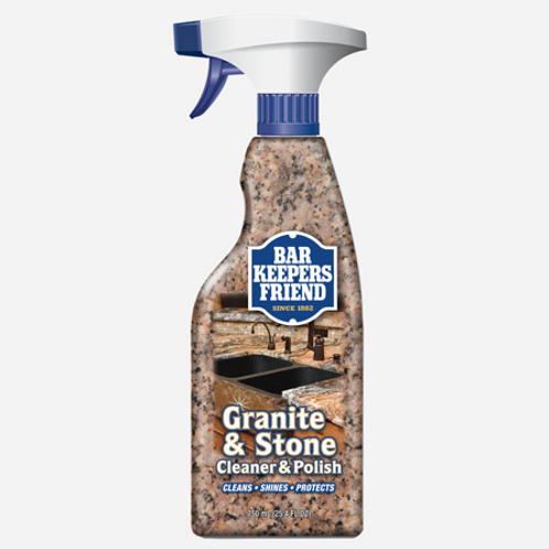 Granite & Stone Cleaner & Polish 750ml
