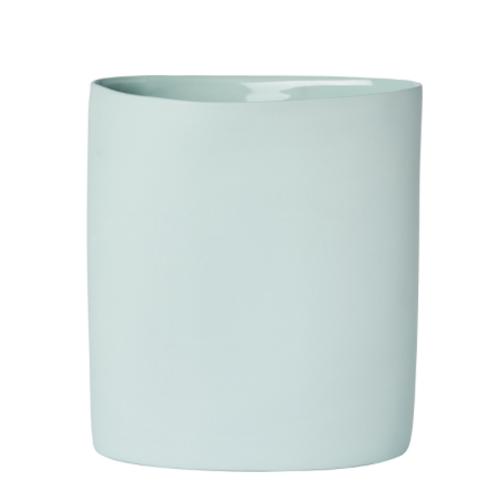 Oval Vase Large Mist