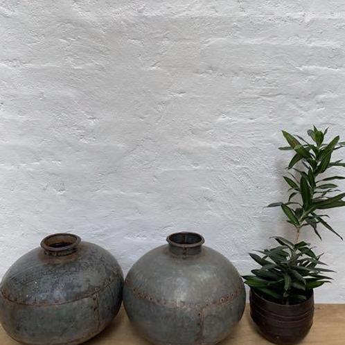 Metal Water Pots