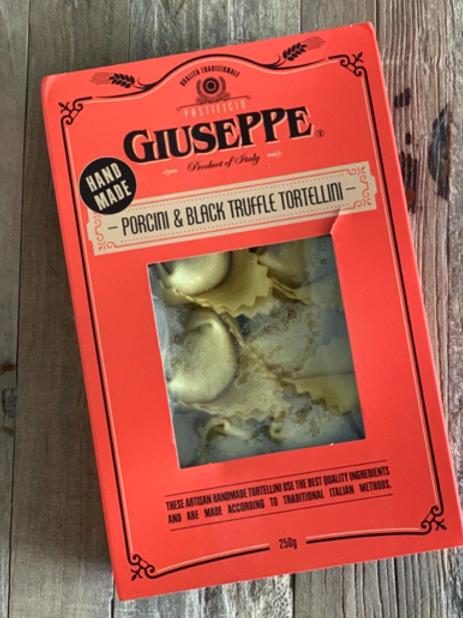 Porcini & Black Truffle Tortellini