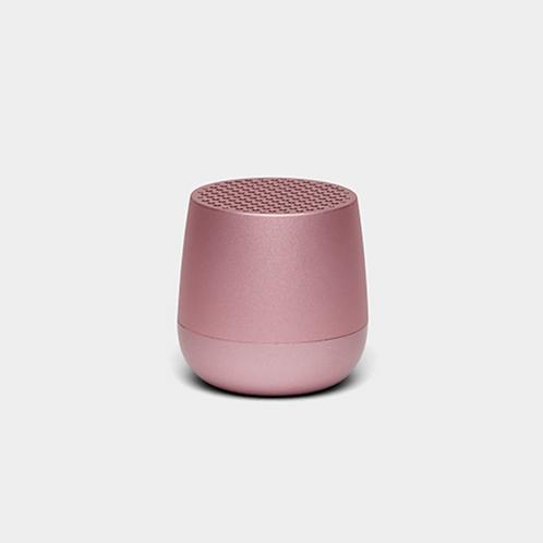Lexon Mino BT Speaker ~ Pale Pink