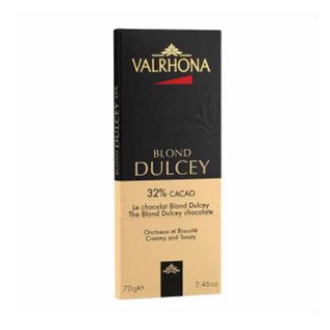 Valrhona ~ Blonde Dulcey Chocolate Bar
