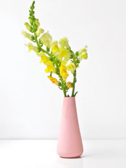 Tear Vase Pink