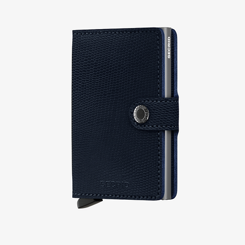 Mini Wallet ~ Rango Blue-Titanium