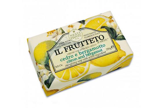 Citron & Bergamot Bar Soap