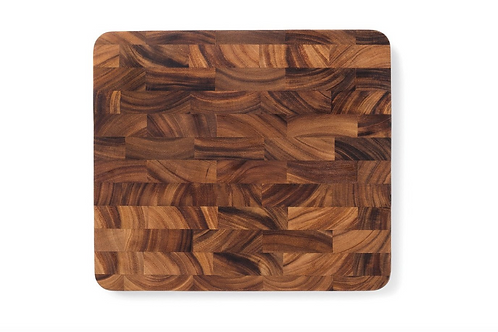 End Grain Utility Board ~ Acacia Wood