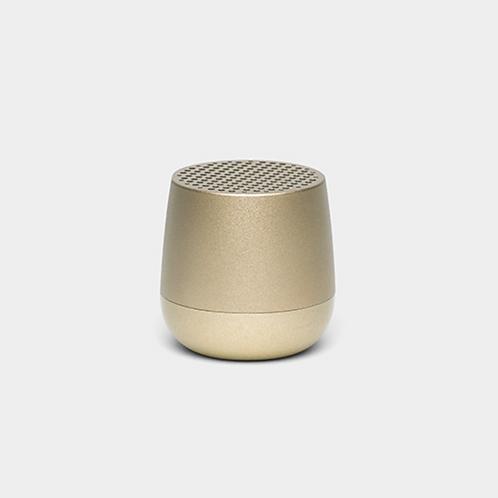 Lexon Mino BT Speaker ~ Gold