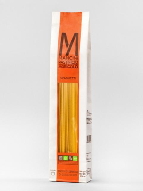 Pasta Mancini ~ Spaghetti