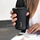 Thumbnail: STTOKE Ceramic Reusable Coffee Cup ~ Black