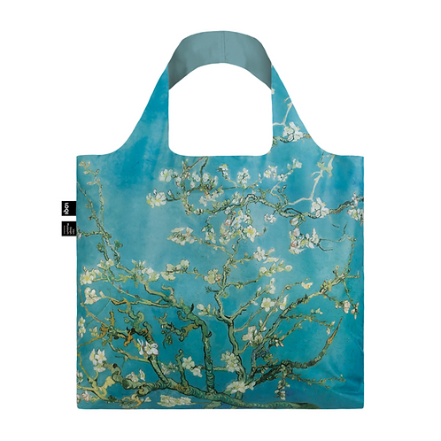 Almond Blossom Shopping Bag