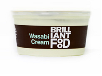 Brilliant Food ~ Wasabi Cream