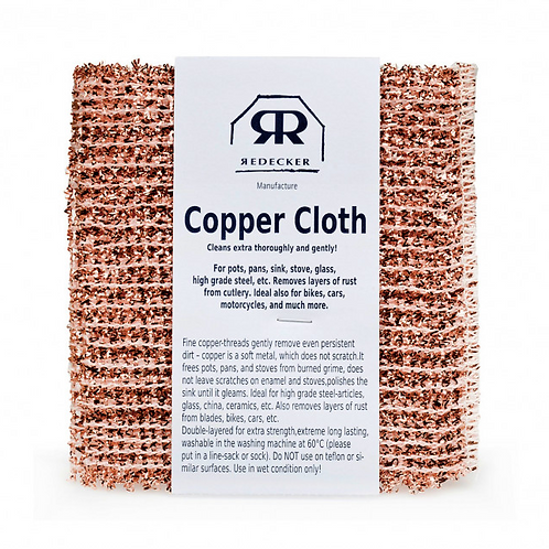 Copper Cloth ~ Set of 2