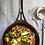 Thumbnail: AUS-ION 26cm Wrought Iron Chef's Skillet
