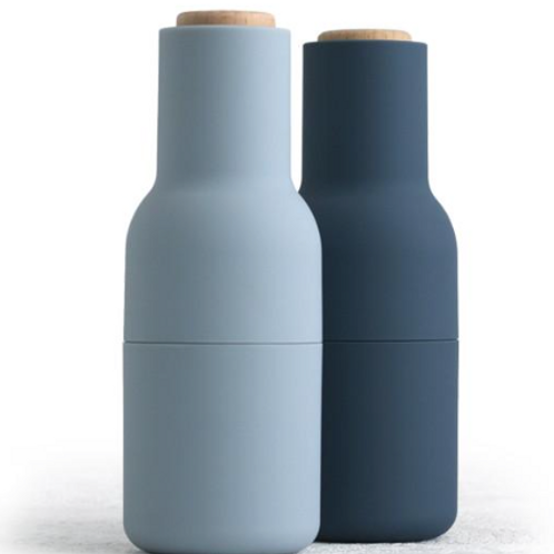 Menu Bottle Grinders Blue