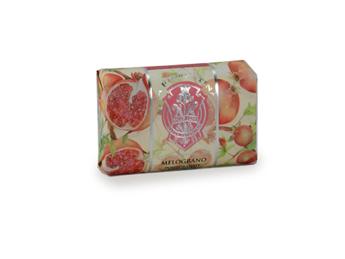 Bath Soap ~ Pomegranate