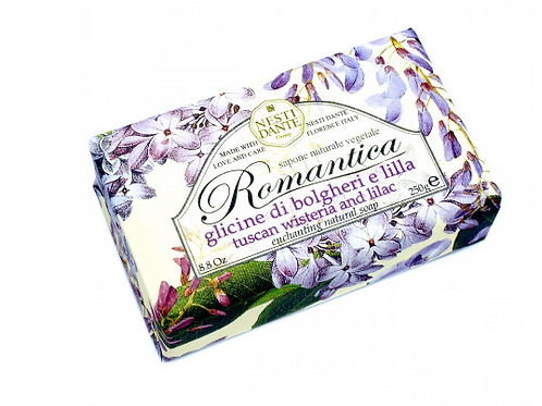 Tuscan Wisteria & Lilac Bar Soap