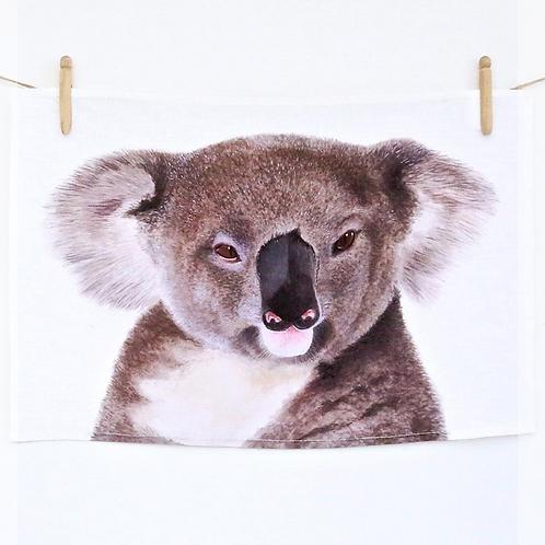 Kev The Koala Tea Towel