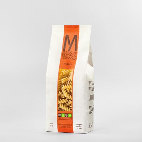 Pasta Mancini ~ Fusilli