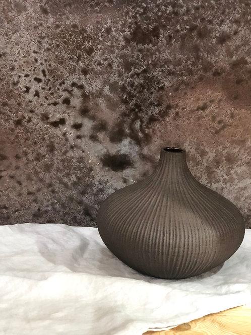 Osaka Charcoal Vase